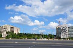 Revolution square, Havana Royalty Free Stock Photography