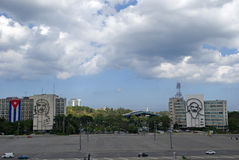 Revolution Square, Havana, Cuba Stock Photo
