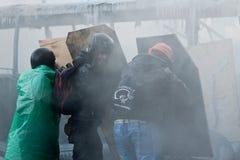 Revolution in Ukraine. Lizenzfreie Stockbilder