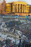 Revolution in Ukraine. EuroMaidan. Stock Photo