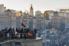 Revolution in Ukraine. EuroMaidan. Stock Photos