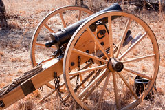 Revolutionary Cannon Royalty Free Stock Photography