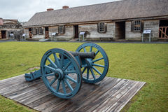 Revolutionary War Cannon Royalty Free Stock Image