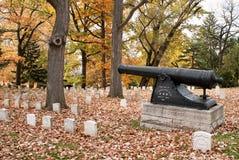 Revolutionary War Memorial Stock Image