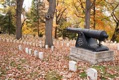Revolutionary War Memorial Stock Photos