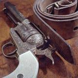 Revolver Royalty-vrije Stock Afbeeldingen