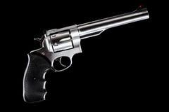 Revolver fotografie stock