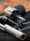 Revolver Fotografia Stock
