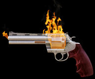 Revolver Royalty Free Stock Photos