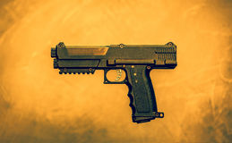 Revolver Fotografie Stock Libere da Diritti