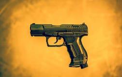 Revolver Arkivfoton