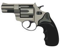 revolver vektor illustrationer