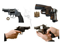 Revolver Immagini Stock Libere da Diritti
