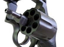 Revolver cylinder Stock Image