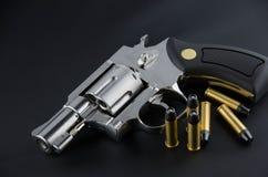 Revolver d'arme à feu de BB Image libre de droits
