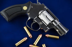 Revolver d'arme à feu de BB Image stock
