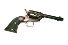 Revolver della pistola Fotografie Stock Libere da Diritti