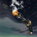 Revolver Royalty Free Stock Image