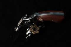 Revolver för hingstfölBanker's sakkunnig Arkivbilder