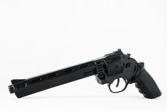 Revolver Gun Stock Photography