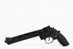Revolver Gun Royalty Free Stock Photo