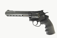 Revolver gun Royalty Free Stock Images