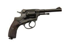 Revolver Hand Gun. Stock Photos