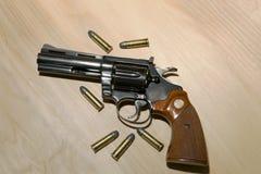 Revolver i sakkunnig 38 Arkivfoton