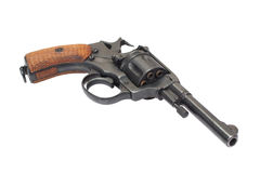 Revolver isolated Stock Images