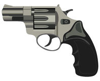Revolver Royalty Free Stock Photo