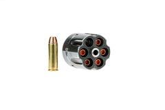 Revolver-Zylinder Stockfotografie