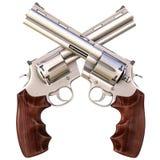 Revolvers Royalty Free Stock Photography