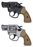 revolvers Royaltyfri Fotografi