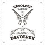 Revolvers Royalty Free Stock Photos