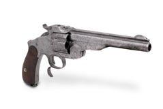revolversmedsystem wesson Royaltyfri Foto