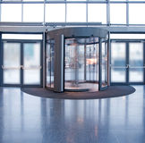 Revolving door Stock Photos