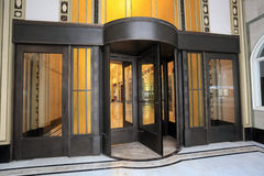 Revolving door Stock Images