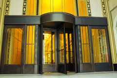 Revolving door Stock Photography