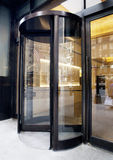 Revolving Door Royalty Free Stock Image