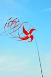 Revolving kite Stock Images