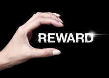 Reward Royalty Free Stock Photography