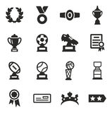Reward Or Prize Icons Stock Images