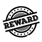 Reward rubber stamp Royalty Free Stock Image