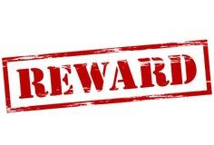 Reward. Stamp with word reward inside,  illustration Royalty Free Stock Images