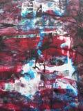 Rewolucjonistka barwiący farba abstrakta tło zdjęcie stock