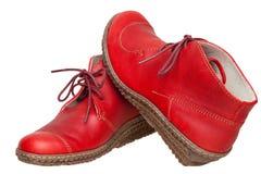 Rewolucjonistka buty Zdjęcie Royalty Free
