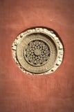 Rewolucjonistka ścienny i kamienny fryzu Zica monaster Obraz Royalty Free