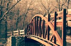 Rewolucjonistka most przy Jacobsburg stanu parkiem, Pennsylwania zdjęcia stock