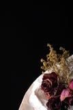 Rewolucjonistka suszący róży zakończenie up zdjęcie stock