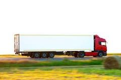 Rewolucjonistki ciężarówka fotografia stock